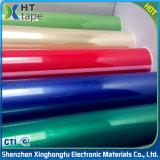 Colorare il nastro a temperatura elevata del poliestere adesivo del silicone ricoperto pellicola dell'animale domestico