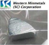 Zink des hohen Reinheitsgrad-99.999% - 99.99999% an der westlichen Korporation MINMETALS-(Sc)