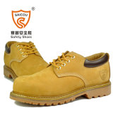 Convergência de aço e botas de trabalho da Placa Goodyear Sapatas Welted piscina sapatos de segurança