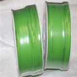 Abrasion - courroie ronde de polyuréthane résistant