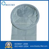 Saco de filtro de poeira de papel branco para o aspirador de pó