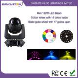 Mini150w LED Träger-bewegliche Hauptstadiums-Lichter