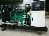 50Hz 1500rpmの発電機の天燃ガスエンジン20kwのガスの発電機