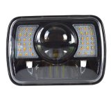 """알루미늄 합금 7 """" LED 맨 위 빛 (5*7) J230"""