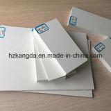 Matériau PVC haute densité 4X8FT blanc 20mm de PVC mousse rigide Conseils pour les armoires de cuisine