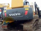 販売のための使用された2011モデル構築の機械装置のVolvo Ec240blcのクローラー掘削機