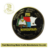 Wave Edges FactoryのカスタムSouvenir Military Challenge Coin
