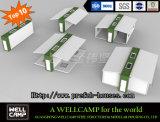 Déploiement rapide Wellcamp mobiliers conteneur extensible Chambre avec toilettes