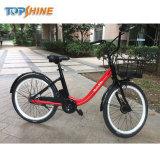 Bicicleta eléctrica inteligente de 18 pulgadas con sistema de asistencia sin problemas