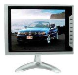 Fixation murale/Desktop voiture VGA Moniteur LCD avec écran tactile