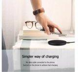 2018 Portátil ligero cargador inalámbrico magnético rápido para Samsung