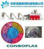 Granulateur plastique PVC mourir face à la granulation de bouletage de compoundage Hot Ligne de coupe