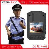 Ambarella A12 Polizei der Lösungs-1080P bemannt Kamera/Karosserien-Kamera