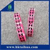 Elastico del Wristband del braccialetto del silicone di colore della miscela di promozione (TH-08940)
