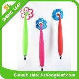 魅力的な昇進磁気PVC柔らかいゴム製昇進カラーペン