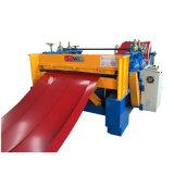 L'acier et de refendage de Bobine automatique Machine de découpe avec feuille conique