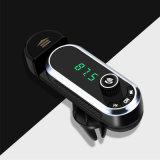 Diseño caliente reproductores de MP3 para coche Bluetooth Wireless Cargador de coche móvil Bluetooth Car Kit Manos Libres Bluetooth