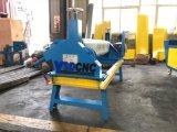 Ysdcncの手動シートの金属板の曲がるローラー機械