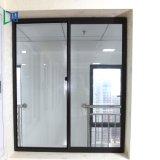 Precio económico aluminio perfil estilizado Marco Delgado pequeña ventana corrediza de vidrio con Flyscreen opcional