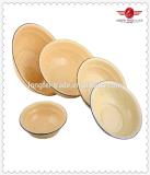 Le style chinois de l'émail de gros ensemble de la plaque de cuisson des aliments