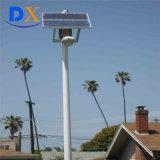 40Wリチウム電池が付いている統合された太陽街灯