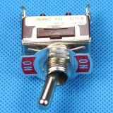 Singolo Palo su-sull'interruttore basculante del macchinario di 3 Pin Spdt (KN3C-102)