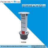 Maak Pop omhooggaande Modulaire Contactdoos van het Bureau/Lijst/de Module van de Macht waterdicht Overdesk