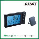 De digitale Thermometer van het Huishouden met Weervoorspelling & Blauwe Backlight Ot3028wfc