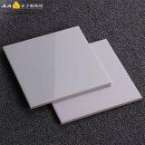 tegel van de Vloer niet van de Misstap van de Vloer van de Tegel van het Porselein van 8X8inch/20X20cm de Witte Ceramische
