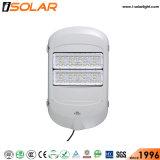 LED二重ランプ100Wの太陽屋外の街灯