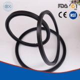 Borracha de nitrilo lábio duplo R23 Tc as vedações de óleo