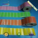 Kleurrijk Direct Thermisch Etiket 2.25X1.25