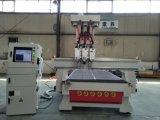 Los tres ejes 1325 Tala máquina CNC 1325 MDF maquinaria de fabricación