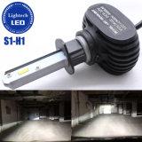 Automoción bombilla LED 40W 4000lumen 6000K H3 880 881 Bcar LED Faros faro H1