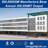 Matériau résistant à l'humidité de l'ASTM 40X70 bâtiment en acier