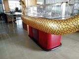 De Staaf van de Salade van het Type van Draak van de Luxe van het restaurant voor Buffet