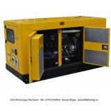 無声1500kw予備発電のディーゼル電気発電機への8kw