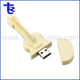Лесные гитара флэш-накопитель USB Maple Eco направляющей оправки диска USB