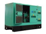 50Hz 30kw Silent Diesel Generator met Large Fuel Tank