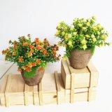 表およびホテルの装飾のための人工的なプラント朝顔の花
