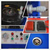 Máquina que prensa del tubo de acero de la alta calidad 3kw de Uniflex del manguito vertical del estilo