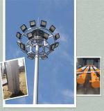Башня антенны связи самомоднейшей конструкции Monopole