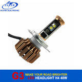 40W farol do carro EUA CREE Chip High Power H4 carro LED farol