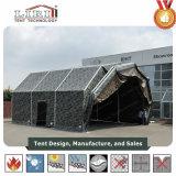 軍隊は販売のハンガーのテントを設計する
