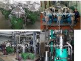 Máquina de la refinería de petróleo de coco
