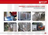 Aangepaste Isolerende het Verwarmen van het Roestvrij staal 1000L TweedeksTank