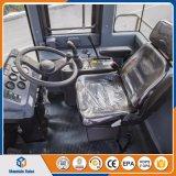 Затяжелитель колеса высокой эффективности Zl50 с двигателем Weichai
