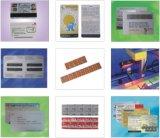 Alle-in-één Vooruitbetaalde Machine van de Druk en van de Etikettering van de Kaart/Labeler