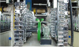 Hotmelt (PUR) оборачивая машину Veneer для дверей и прилипания столов сильного