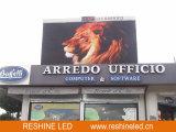 Outdoor DIP RGB P10 P16 Installation fixe Cabinet en fer Écran LED / panneau / panneau / mur vidéo